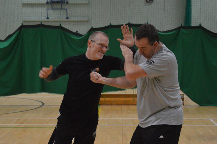 Krav Maga Paisley Self Defence and Fitness Class 8