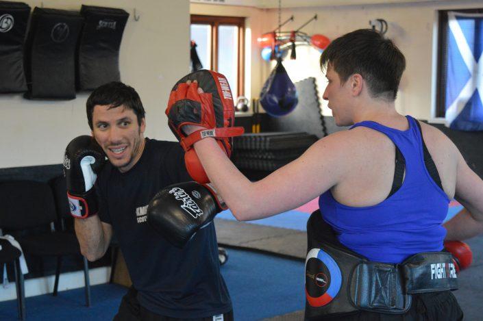 Krav Maga Paisley Self Defence and Fitness Class 5