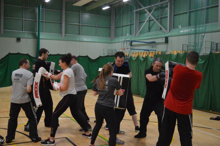 Krav Maga Paisley Self Defence and Fitness Class 2
