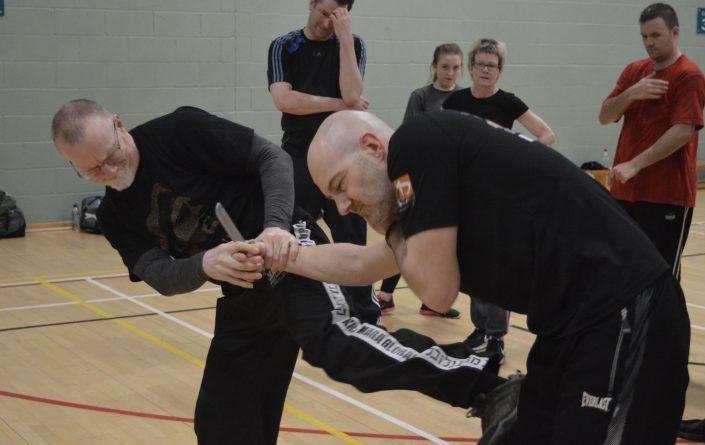 Krav Maga Paisley Self Defence and Fitness Class 3
